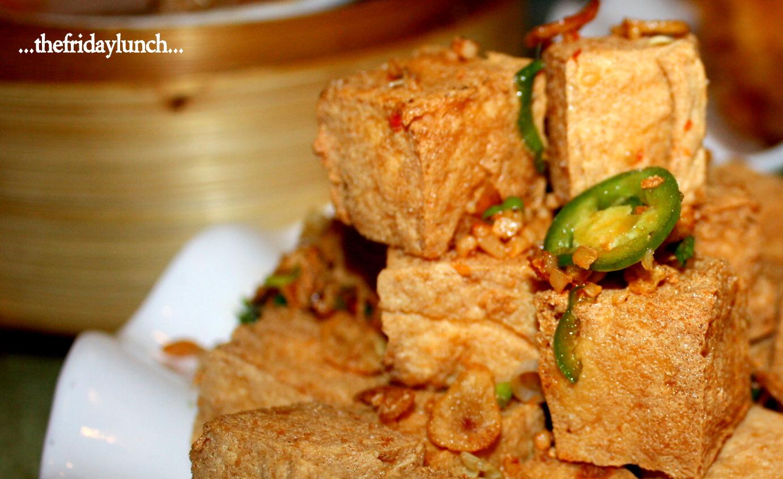 Deep Fried Tofu Skin Got Some Deep-fried Tofu
